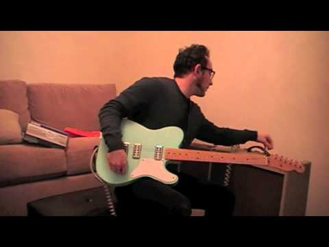 La cabronita Telecaster with TV Jones filtertrons