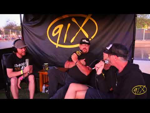 Pennywise Interview at Ye Scallywag 2017