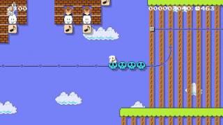 Nintendo Medley! by L ~ NEW WORLD RECORD SPEEDRUN! ~SUPER MARIO MAKER~ NO COMMENTARY