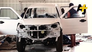 Electric Car: Made-In-Ghana Edition
