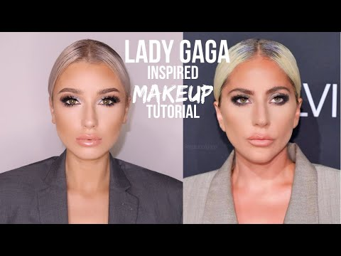 LADY GAGA INSPIRED MAKEUP | lolaliner Mp3