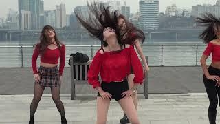 맘마미아, 카라 KARA, 여성댄스팀 스윗걸 SWEET GIRL, 여의나루버스킹 20191124