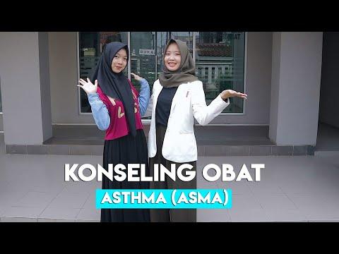 VIDEO PRAKTEK KONSELING OBAT ATSHMA (ASMA) - APOTEKER 33 FFS UHAMKA 2020