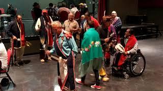 SAN FELIPE POW WOW 2019 - Gourd Dance Honoring Round 4