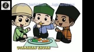 Doa Makan - Nasyid Inspirasi (Palembang)