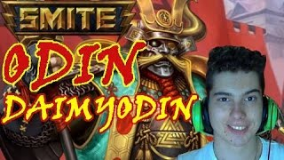 smite gameplay pl 138 daimyodin   hd 60 fps