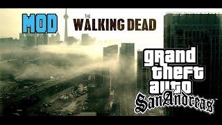 Mod The Walking Dead para GTA San Andreas I Evpc Tutoriales
