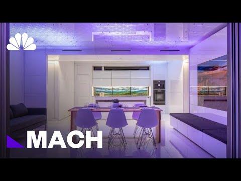 Full FutureHAUS: Inside The Hi-Tech Home Of The Future | Mach | NBC News