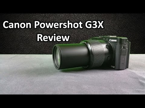 Canon Powershot G3X Review: Your Large-sensor Pocket Camera