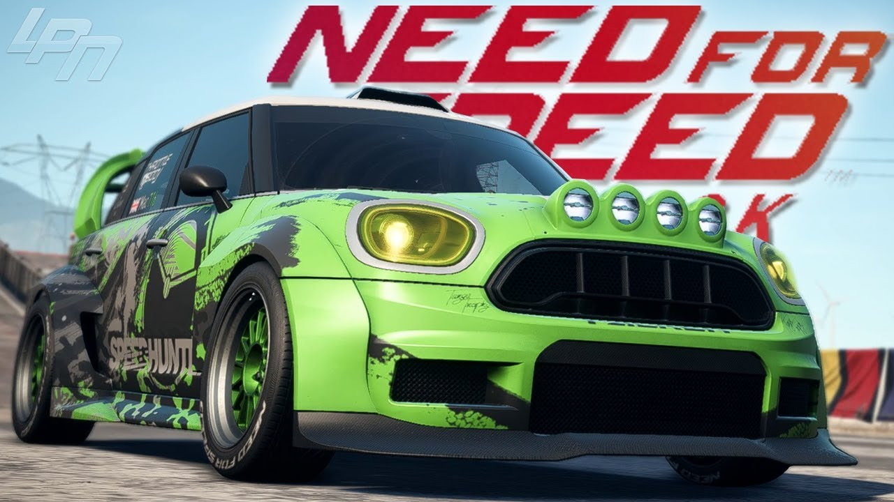 Payback Mini Karte.Mini John Cooper Works Countryman Speedcross Gameplay Need For Speed Payback