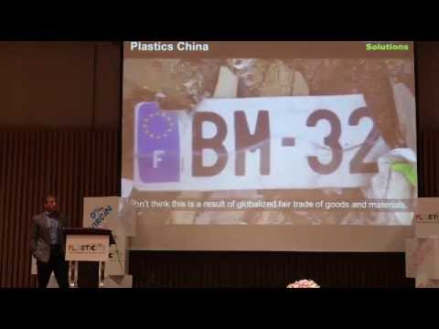 Plasticity Shanghai 2016 - Mike Biddle, MBA Polymers, Introduction from Scott Williams