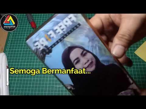 CARA BARU MEMBUAT TRANSFER PAPER CASE HP.