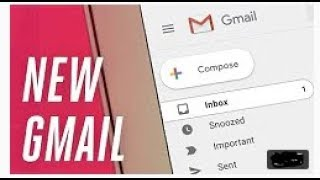 New Gmail design first look