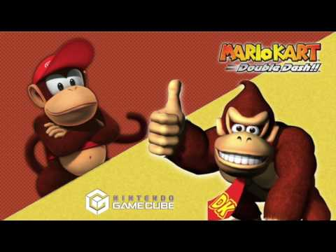Mario Kart Double Dash!! Donkey Kong & Diddy Kong Voices