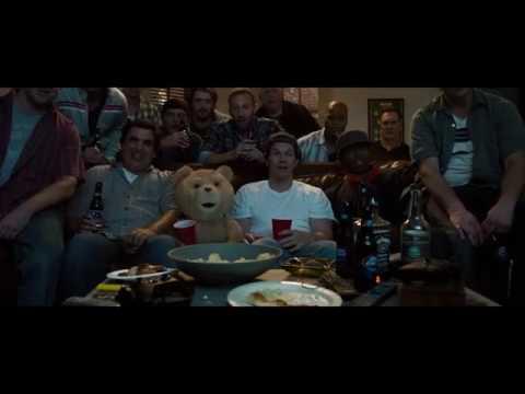 Las mejores escenas de el oso ted 2