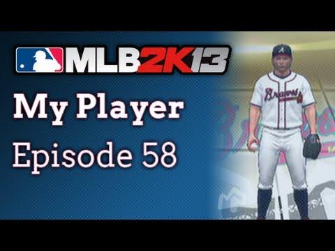 MLB 2K13 - My Player E58: Series vs Cincinnati Reds