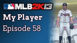 MLB 2K13 - My Player E58: Series vs Cincinnati Reds