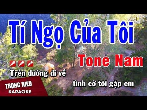 karaoke tí ngọ của tôi tại Xemloibaihat.com