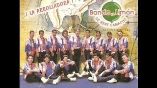 """Arrolladora Banda el Limón """"Antes de Partir"""" Album"""