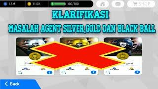 Pes 2018 Mobile   Klarifikasi Masalah Agent Silver,Gold Dan Black Ball