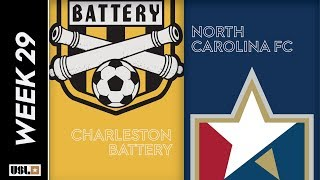 Charleston Battery vs. North Carolina FC: September 22, 2019