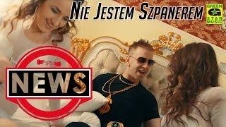 News - Nie Jestem Szpanerem (official video) Disco Polo 2016