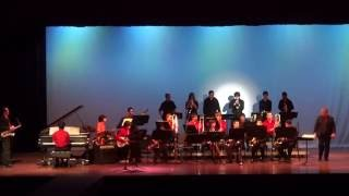 2013-05-23 - THS Band - Night of Jazz (THS and Euless/Harwood Jr Highs)