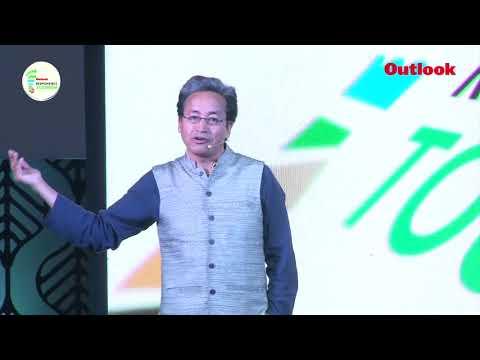 Sonam Wangchuk | Chief Guest's Speech | Outlook RT Summit 2018