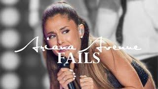 Ariana Grande | Fails
