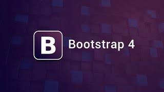 Разработка SPA приложения (Верстка на css bootstrap 4) Часть 3