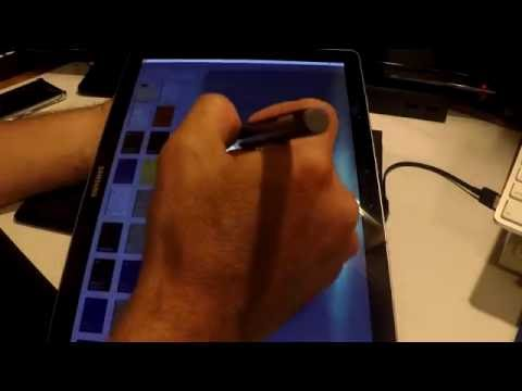 Galaxy TabPro Pen Unboxing Review: Before You Buy