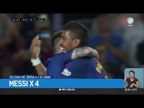 Messi x 4