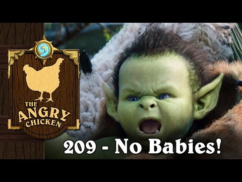 "#209 - The Angry Chicken: ""No Babies!"""