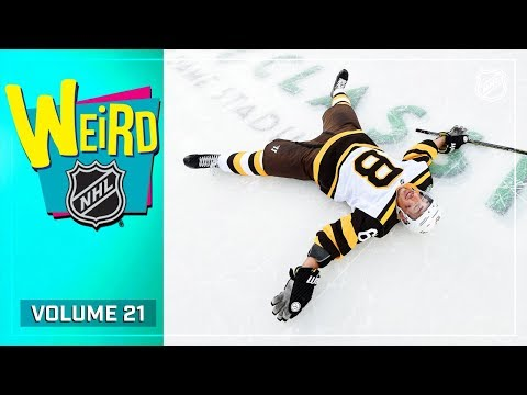 Weird NHL Vol. 21: Back for 2019!