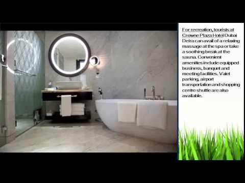 Best Hotel To Stay  Crowne Plaza Dubai - Deira  Best Ranked Hotels In Dubai