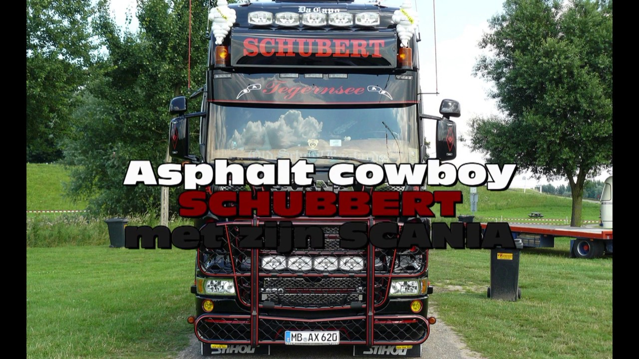 Asphalt Cowboys Schubert