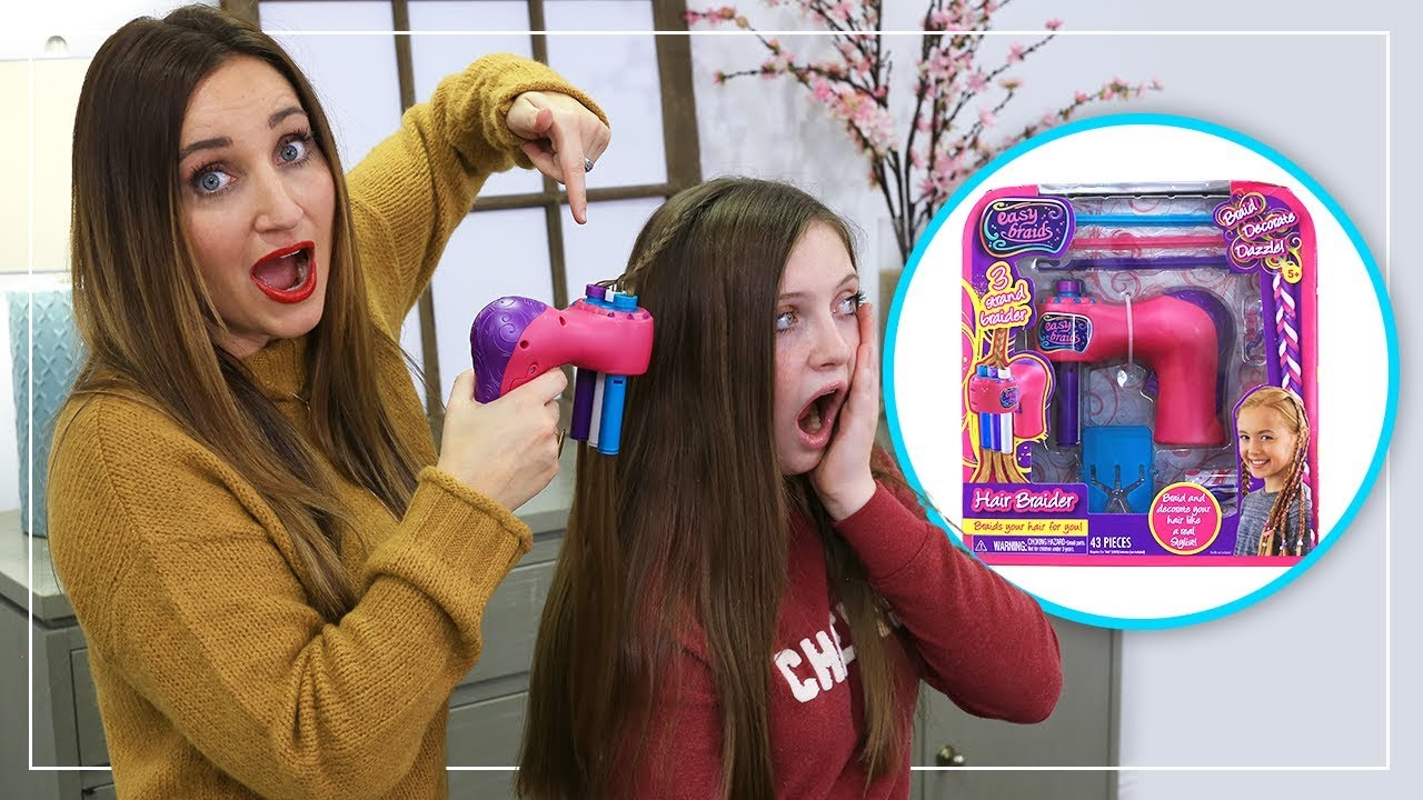 Does The Hair Braider Actually Work Toy Braider Fab Or