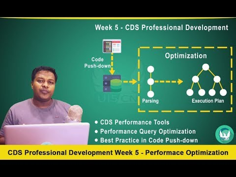CDS Performace Optimization - Trace, Execution Tree and Best Practices