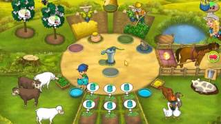 Farm Mania 2 - Level 18 (Arcade Mode)