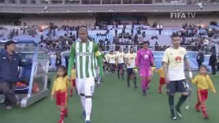 MATCH 7: Club América vs Atlético Nacional - FCWC 2016