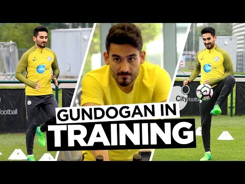 ILKAY GUNDOGAN BACK IN TRAINING! | Interview