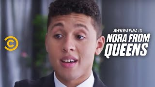 Looking Cute and Ugly at the Same Time (feat. Jaboukie Young-White) - Awkwafina is Nora from Queens