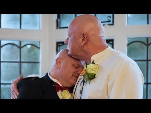 Garry Bravender and Hugh Black's wedding video