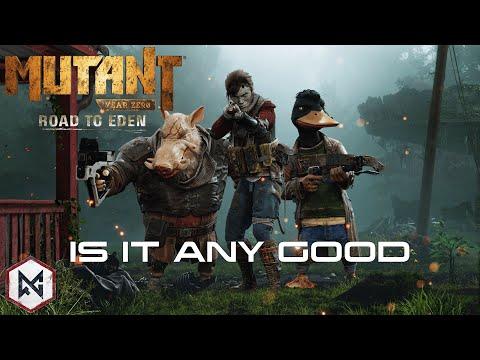 A great find - Mutant Year Zero Road To Eden |