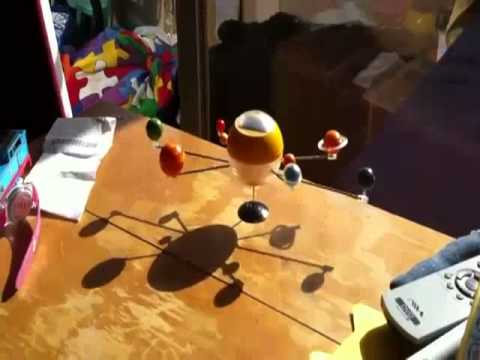 model of our solar system,Solar Engine System