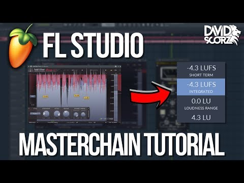 How To Master Your Music in FL Studio 20 [+ FLP File!]
