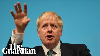 Boris Johnson and Jeremy Hunt take part in Conservative leadership hustings – watch live