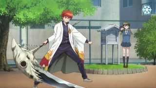 Kyoukai no Rinne - Official Anime Trailer 2015 HD