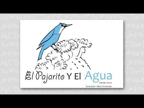 EL PAJARITO Y EL AGUA