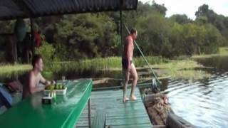 Южная Америка. День 22-й. Тур по Амазонке(Манаус, бразильский город в штате Амазонас, всего в 3-х градусах южнее экватора. Мы прилетели сюда на один..., 2011-04-14T16:14:29.000Z)